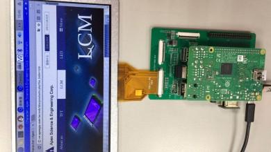 TFT+HDMI Board